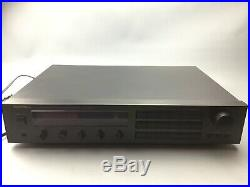 Rotel AM FM Stereo Tuner Preamplifier RTC-950AX NO REMOTE