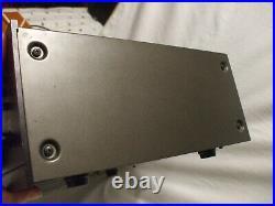 SANSUI TU-717 AM / Fm Stereo Tuner Vintage Radio Receiver Component