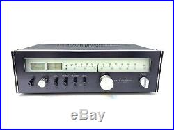 SANSUI TU-7900 AM/FM Stereo Tuner Vintage 1976 High End Working 100% Perfect