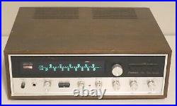 Sansui Solid State Model 2000 Am/fm Mpx Stereo Tuner Amplifier Receiver Working
