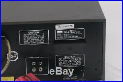 Sansui TU-717 AM / FM Analog Stereo Tuner Radio Receiver