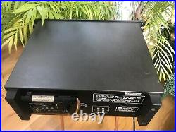 Sansui TU-717 Solid State Stereo AM-FM Tuner in working condition Rack Mount