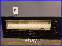 Sansui TU-717 Vintage AM / FM Stereo Tuner Radio Receiver