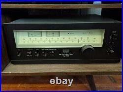 Sansui TU-717 Vintage AM / FM Stereo Tuner Radio Receiver New Old Stock