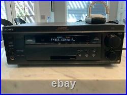 Sony ES STR-DA90ESG AM / FM Stereo Receiver AV Amplifier Tuner Phono Amp