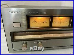 Sony ST-A6B FM Stereo Tuner