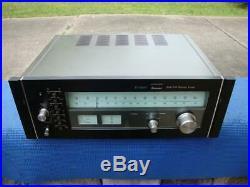Super Nice Sansui TU-9900 Stereo AM/ FM Tuner- Reconditioned Classic