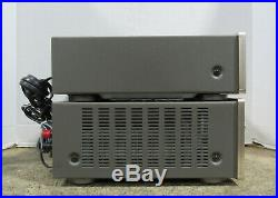 TEAC A-H500 Inteagrated Stereo Amplifier with T-H500 AM/FM Stereo Tuner Tested