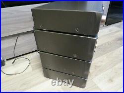 Technics SC-CA1060 VU stereo Anlage. Tuner. Cd Player. Kassettendeck. Endstufe