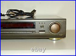 Technics ST-GT650 High End RDS Stereo Synthesizer Tuner, 2 Jahre Garantie