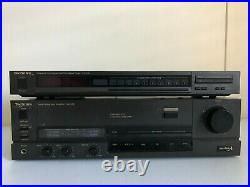 Technics SU-V78 Stereo Integrated Amplifier System with ST-S78 AM/FM Tuner