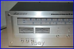 VINTAGE MARANTZ 2100 AM/FM STEREO Tuner- Excellent