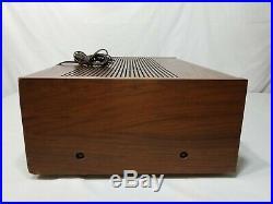 Vintage 1978 Kenwood Model Nine G Stereo Amp AM/ FM Receiver Tuner Amplifier