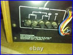 Vintage Akai AT2400 AM/FM Stereo Radio Tuner