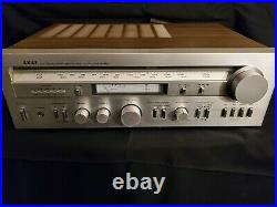 Vintage Akai stereo receiver AM FM tuner AA-R30 TESTED WORKING GREAT