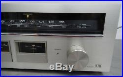 Vintage Hifi Stereo AM-FM Tuner Pioneer TX 606 1975