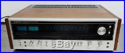Vintage Hifi Stereo Receiver Tuner Amplifier Pioneer SX-1010 AM FM Radio 1975