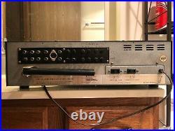 Vintage Kenwood KR-2400 AMFM Stereo Tuner Amplifier Receiver Problem-Free Unit