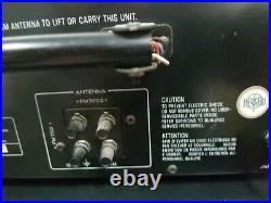 Vintage Kenwood KT-5300 AM/FM Stereo Tuner WORKS
