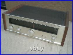 Vintage Kenwood KT-7000 AM/FM stereo Tuner