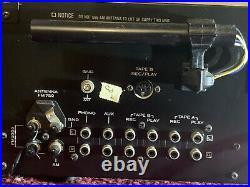 Vintage Kenwood Kr-7050 Am-fm Stereo Tuner Amplifier