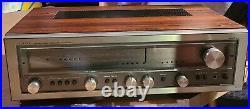 Vintage Luxman AM/FM Stereo Tuner Receiver R-3045 Great Working Condition