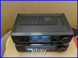 Vintage MGA Stereo Amplifier + AM/FM Tuner + Cassette Tape Deck RARE