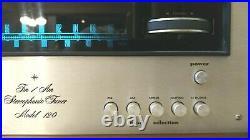 Vintage Marantz 120 AM/FM Stereo Tuner