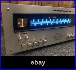 Vintage Marantz 120 AM/FM Stereophonic Tuner With Working Ocilliscope Nice