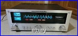 Vintage Marantz 125 Stereo AM FM Tuner Nice