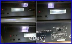 Vintage Marantz St 300 Am/fm Stereo Tuner New Install White Led Lights