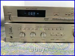 Vintage Marantz Stereo Amplifier PM325 & Marantz AM/FM Stereo Tuner ST525