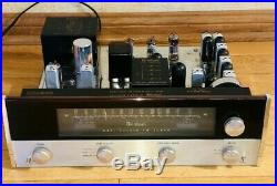 Vintage McIntosh MR-71 AM-FM Stereo Tube Tuner (1963-1969) Beautiful Condition