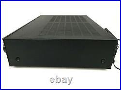 Vintage Onkyo TX-15 Amplifier Quartz Synthesizer AM FM Stereo Tuner Amp Receiver