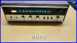 Vintage Sansui 200 Solid State Am/fm Stereo Tuner Amplifier
