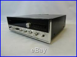 Vintage Sansui 2000 Solid-State AM/FM Stereo Tuner Amplifier
