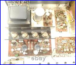 Vintage Sansui 350 A AM/FM Stereo Tuner Amplifier Working Condition