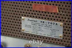 Vintage Sansui TR-707A AM/FM Stereo Tuner Amplifier Receiver (21-68)