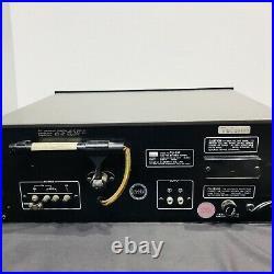 Vintage Sansui TU-517 AM/FM Stereo Tuner TESTED WORKS