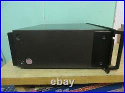 Vintage Sansui TU-717 AM / FM Stereo Tuner Rack Mount & Bumpers Radio Receiver