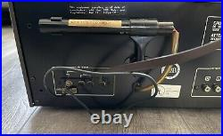 Vintage Sansui TU-717 AM / FM Stereo Tuner Radio Receiver