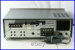 Vintage Stereo Receiver Amplifier Sony STR-6050 AM/FM Tuner Aux Phono
