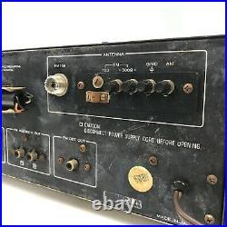 Vintage Trio KT-7007 Audiophile AM/FM Stereo Tuner From Japan HJ