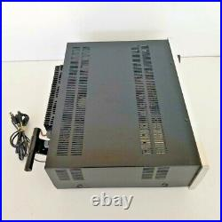 Vtg Audiophile Sansui 5000A Solid State AM/FM Stereo Tuner Amplifier +Schematic