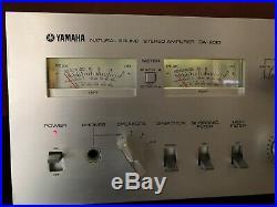 Yamaha CA-2010 Stereo Amplifier & Yamaha CT-810 AM/FM tuner