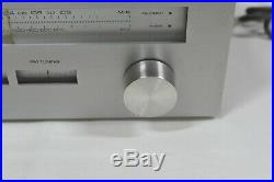 Yamaha CT-610 NFB PLL MPX AM/FM Stereo Tuner Component Made in Japan