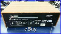 Yamaha CT-810 AM/FM Stereo Tuner