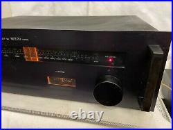 Yamaha CT-VI Natural Sound AM/FM Stereo Tuner NFB PLL MPX