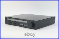 Yamaha T-1 Natural Sound AM / FM Stereo Tuner Radio