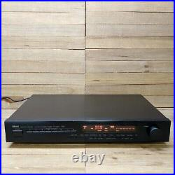 Yamaha TX-950 Natural Sound AM/FM Stereo Tuner Tested Working Vintage Audiophile
